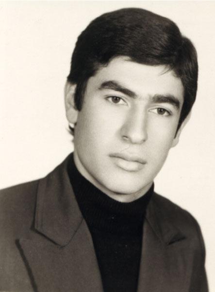 محمد رضا سرشار ـ سال 1354 ـ شهر تهران