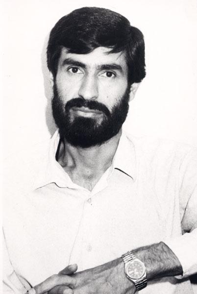 محمد رضا سرشار ـ سال 1362 ـ تهران