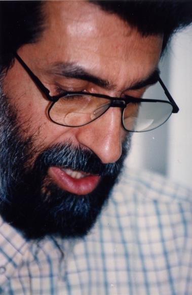 سال 1381 ـ تهران ـ محمدرضا سرشار ـ جشنواره ادبیات عاشورا