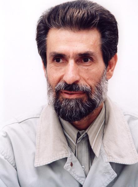 سال 1384 ـ تهران ـ پایگاه اینترنتی لوح ـ محمدرضا سرشار ـ عکس از جواد پورسعید